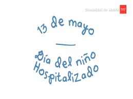 masquepsicologia.com celebra el Día Nacional del niño hospitalizado